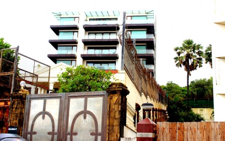 Mannat – Home of Shah Rukh Khan