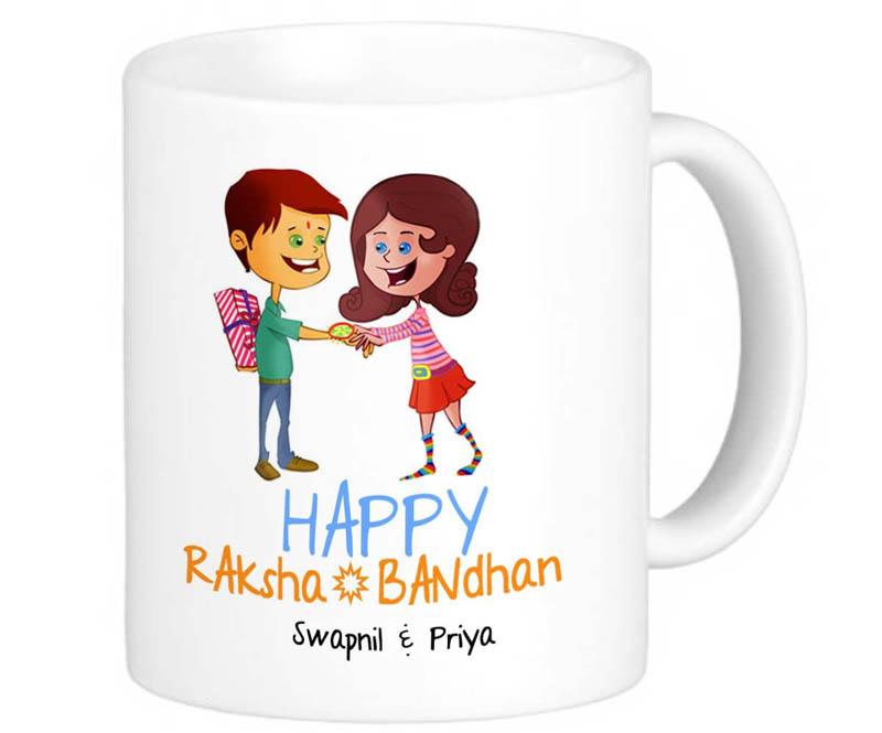 rakshabandhan mug