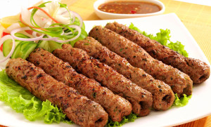 Sumptuous Kebabs