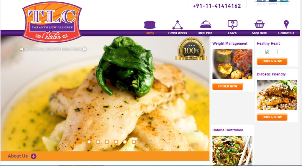 Healthy Food Home Delivery Delhi