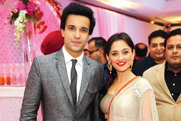 Sanjeeda Sheikh And Aamir Ali