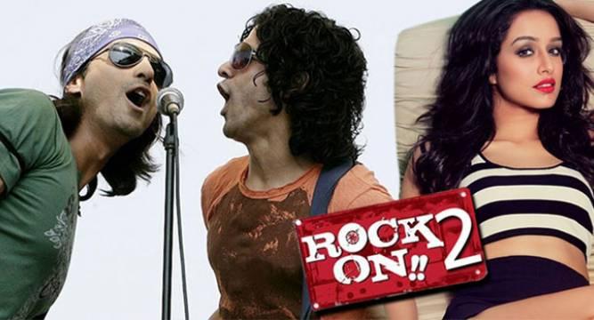 Rock On! 2