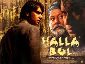 Halla Bol (2008) Hindi Movie