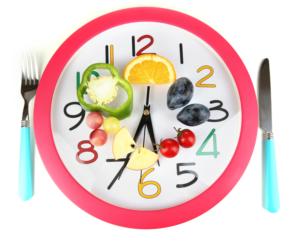 Eat like a Baby, Divide Your Meals