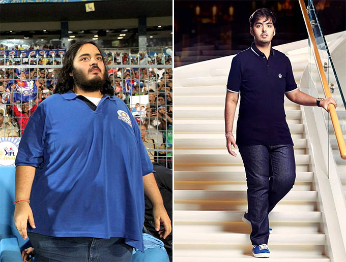 6 Things That Anant Ambani Followed To Lose 108 Kgs Weight in 18 Months