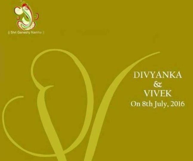 divyanka-vivek-wedding-card