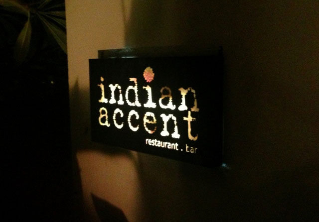 Indian Accent