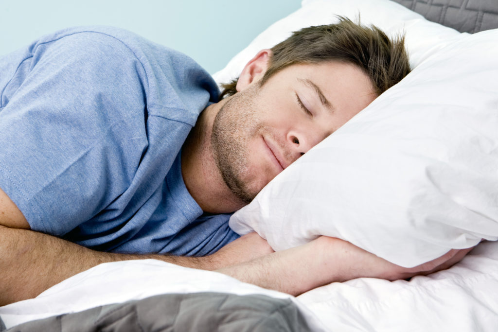 Bizarre Fact: Did You Know That You Can Now Burn More Calories While Sleeping Than You Do Watching Television?