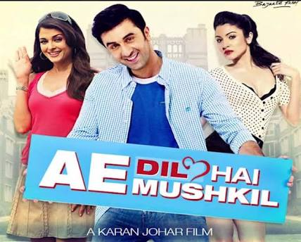 Ae Dil Hai Mushkil's Trailer Out And We Can't Wait To Watch The Film