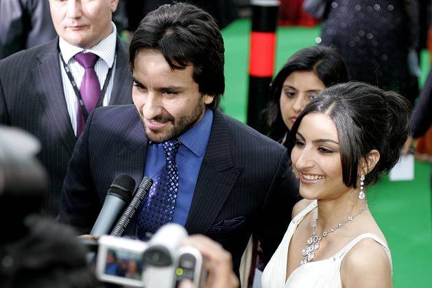 Saif And Soha
