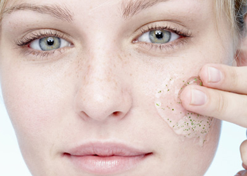 Exfoliate Your Blackheads