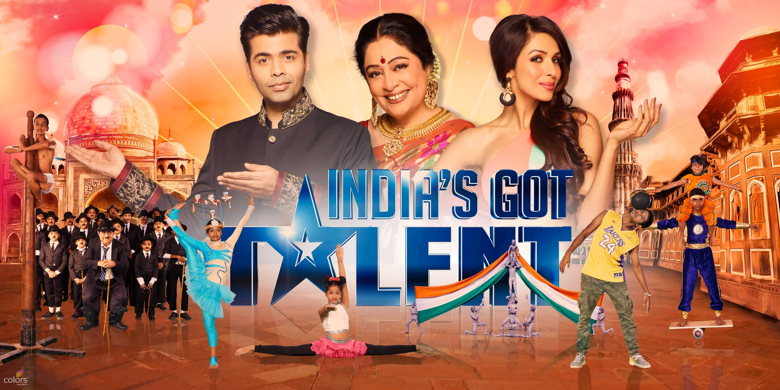 India's Got Talent on Colors