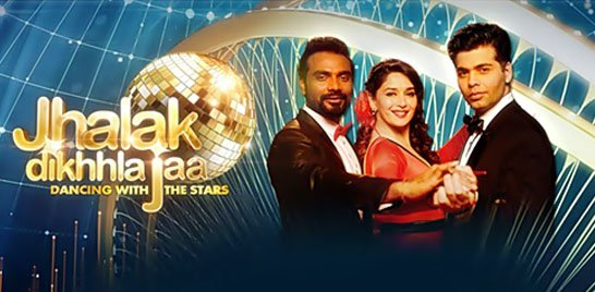 Jhalak Dikhla Jaa on Sony TV