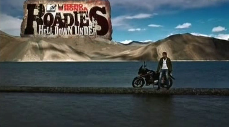 MTV Roadies on MTV