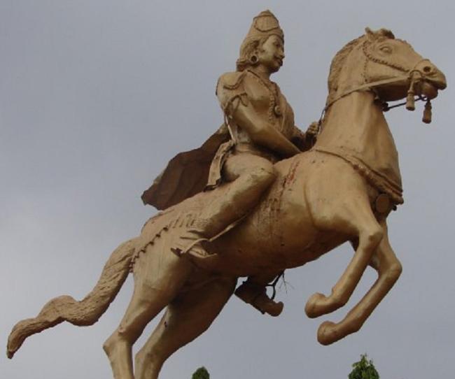 Raja Raja Chola & Rajendra Chola