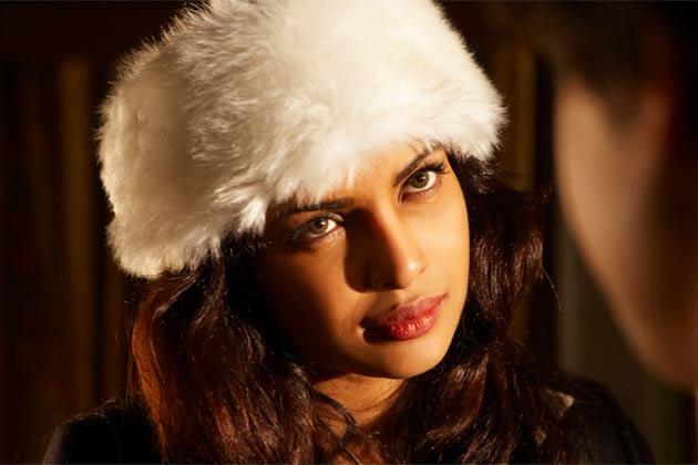 Priyanka Chopra in Saat Khoon Maaf