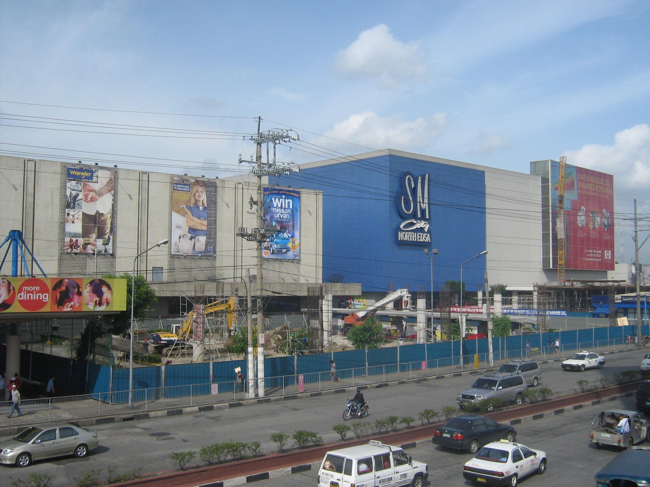 SM City North EDSA, Quezon City