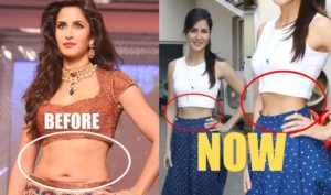 Katrina Kaif From Fat to fit