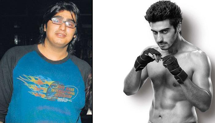 Arjun Kapoor From Fat to Fit